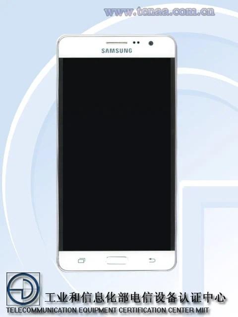 Samsung Galaxy SM G6000 mega on