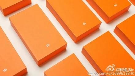 Xiaomi Mi 4c packaging