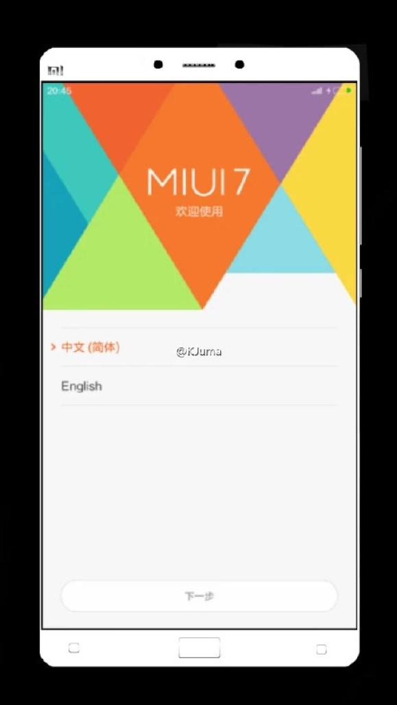 Xiaomi Mi Note 2 real image