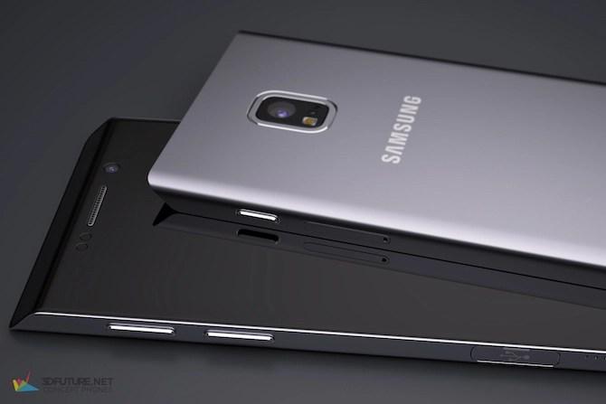 Samsung Galaxy S7 Concept image 1