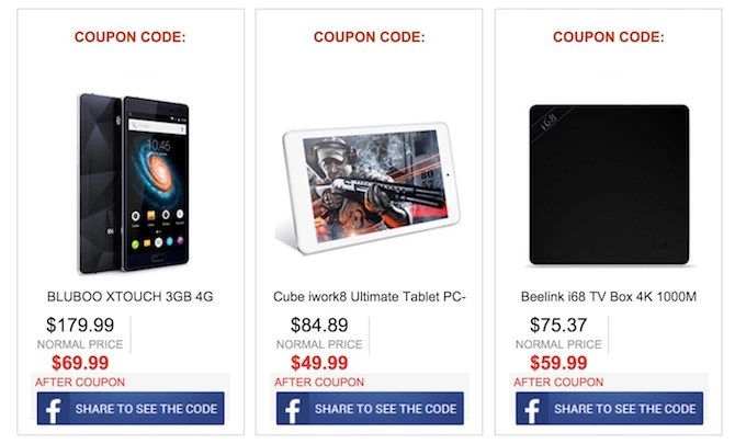 Cyber Monday huge discount