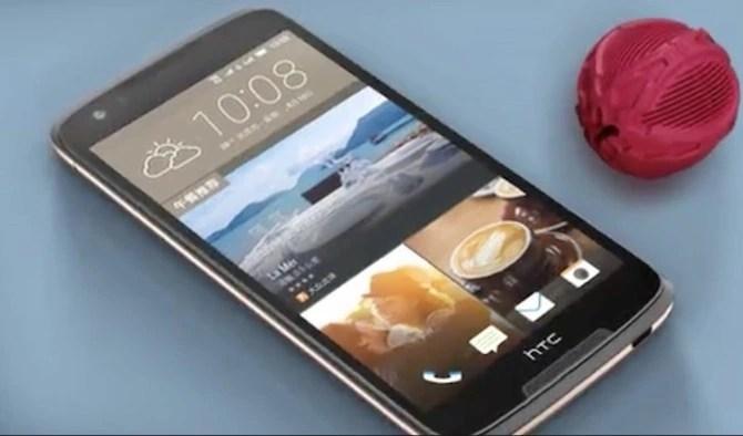 HTC Desire 828 tech specs