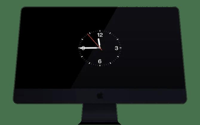 Apple Watch Screen Saver for Mac
