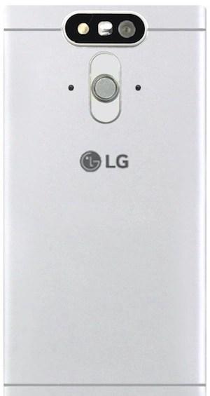 LG G5 Rendering Image