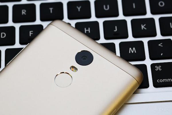 Redmi Note 3 Pro Camera and Finger Print Scanner