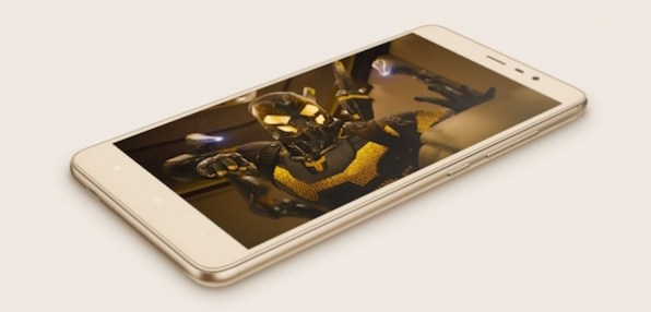 Redmi Note 3 Pro with Snapdragon 650