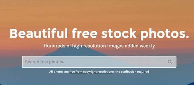 Free High Resolution HD Images