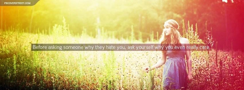 Asking Someone