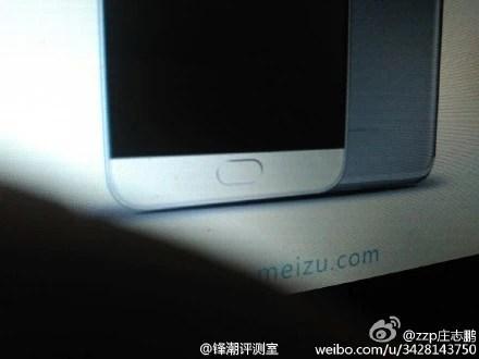 Meizu pro 6 Rendering