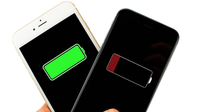 iPhone's Battery Life