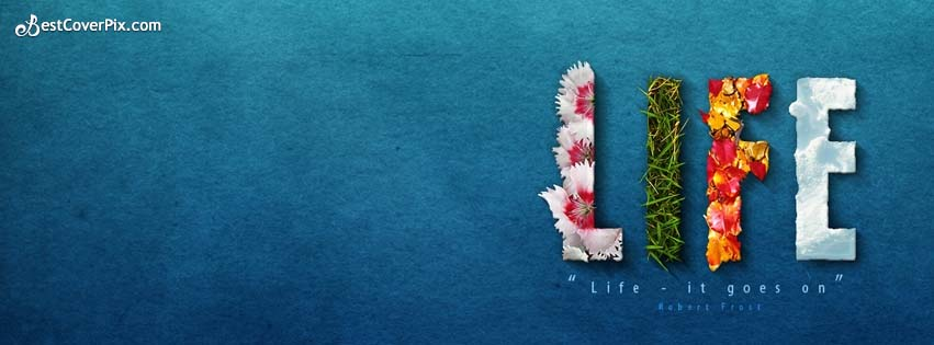 life fb cover