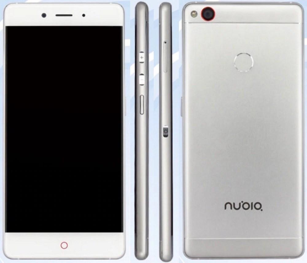 ZTE Nubia X8 Mini