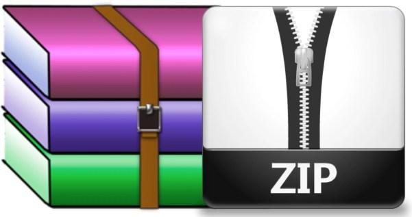 Zipping or Unzipping Files on iPhone ipad
