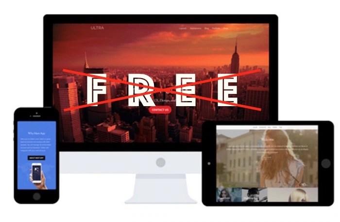 Free Premium WordPress Theme Download