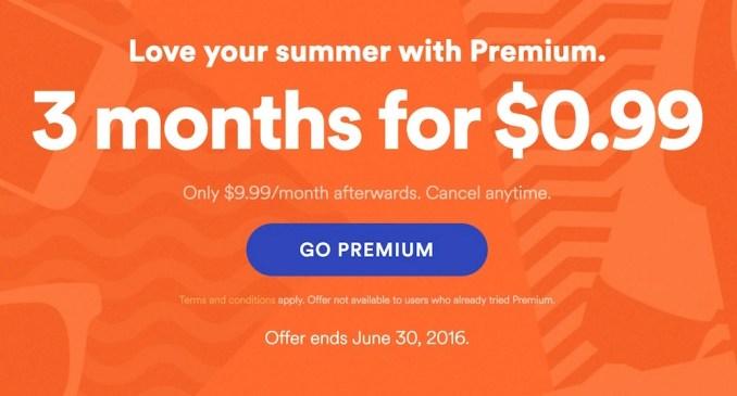 Spotify Premium US