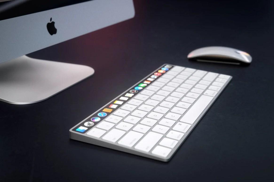 iMAC OLED Touch Bar Key