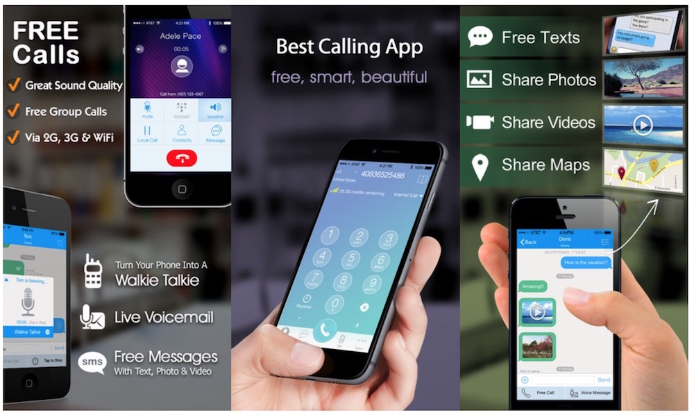 Dingtone VOIP App : Free International Phone Call Tricks