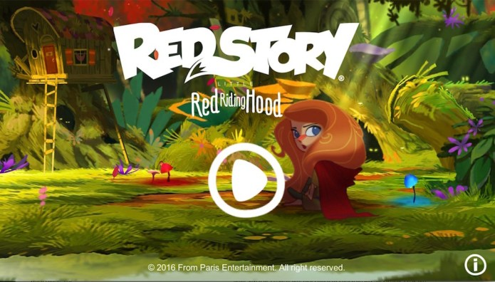 RedStory Little Red Riding Hood Game