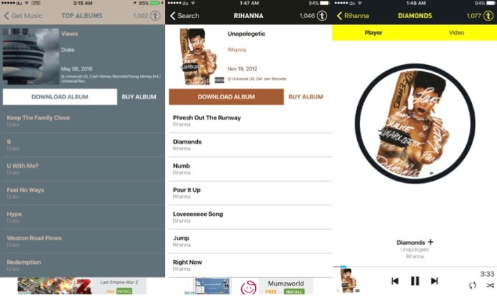Best Free Music Downloader Apps For Android Iphone