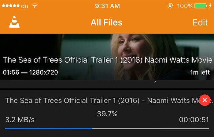 Use VLC Player on iPhone to Download YouTube Videos