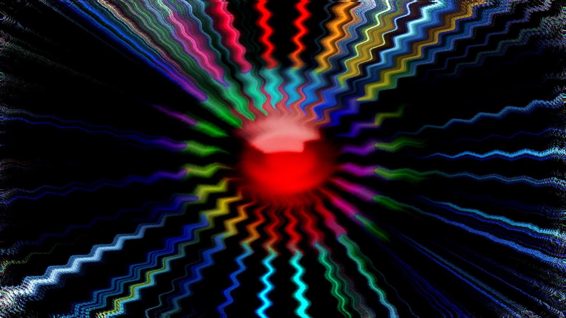 HD Cool Trippy Wallpaper