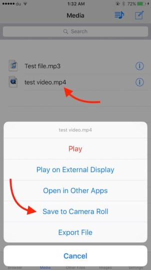Download Video to iPhone