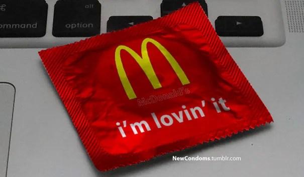 McDonald Condom