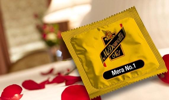 McDowells condom