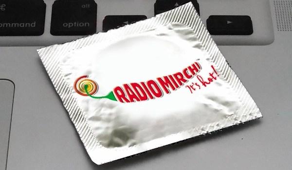 Radio Mirchi Condom