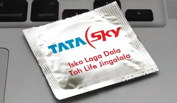 Tata Sky Condom