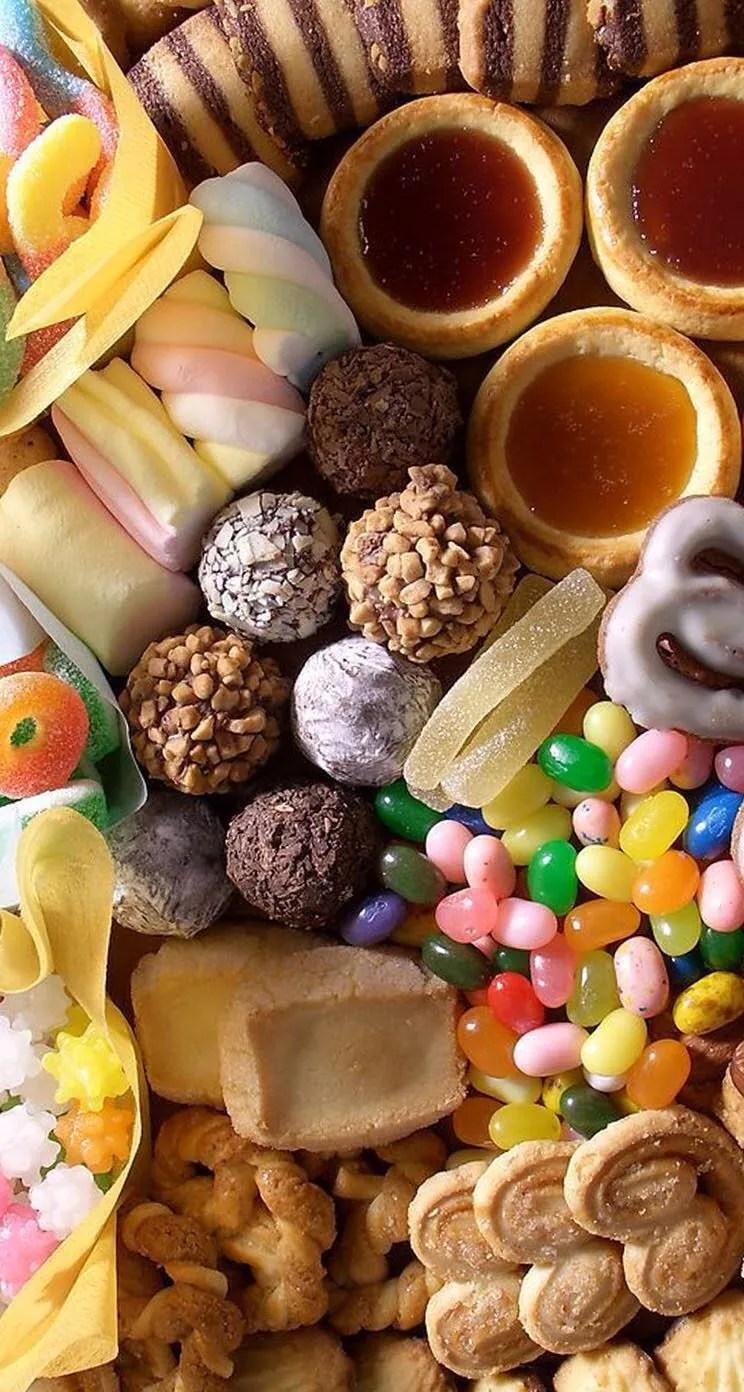 candies whatsapp theme