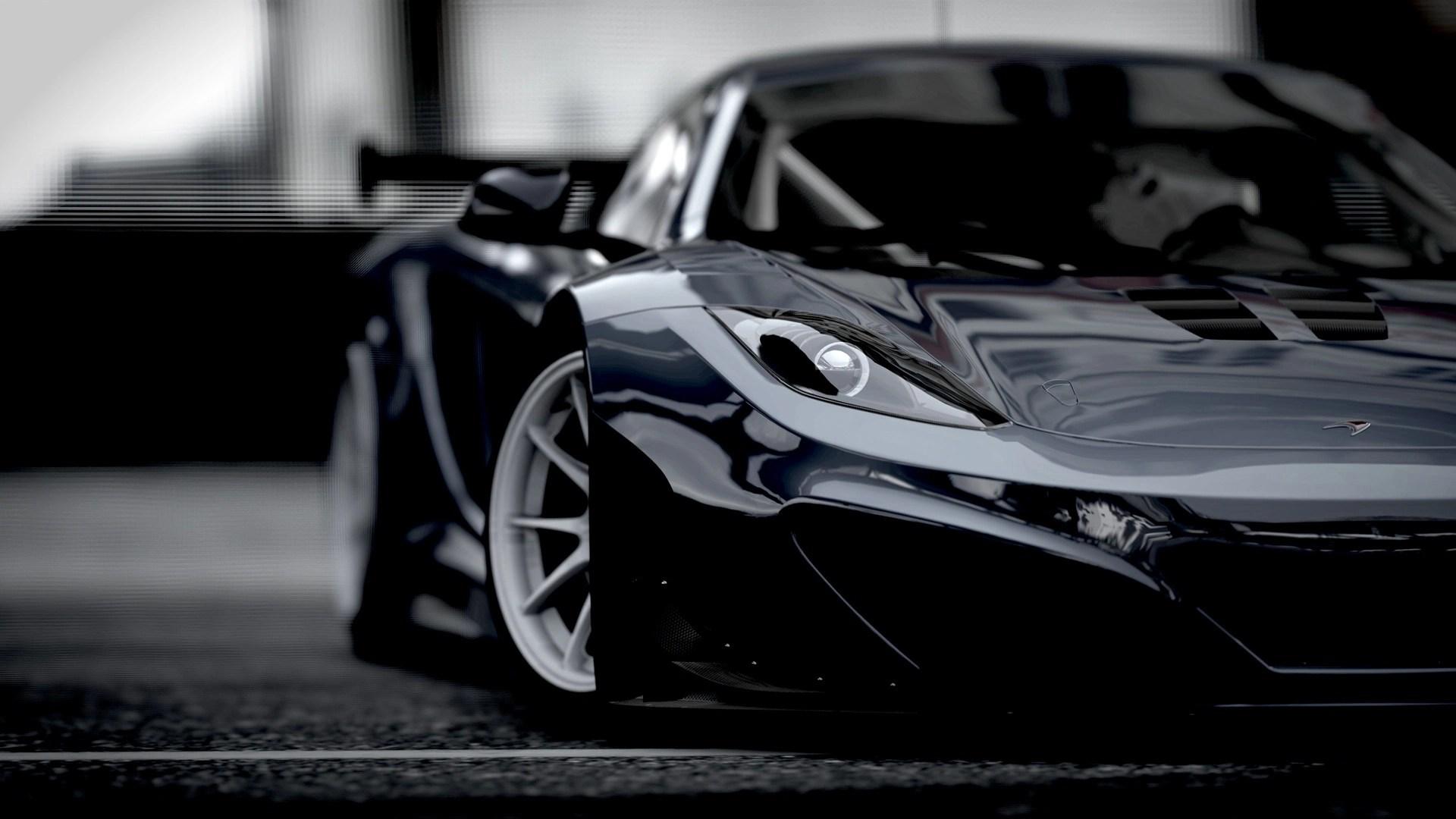Car Black Wallpaper