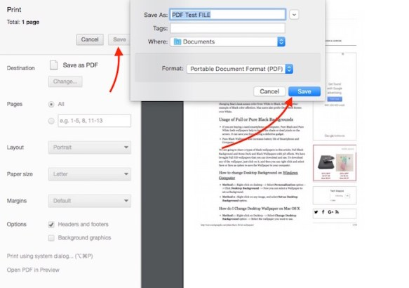 convert mac pdf to windows pdf