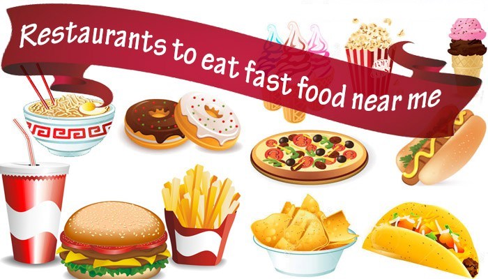 Fast food promotions near me