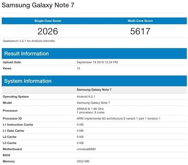 iPhone 7 & 7 Plus vs Galaxy Note 7 Performance, Camera