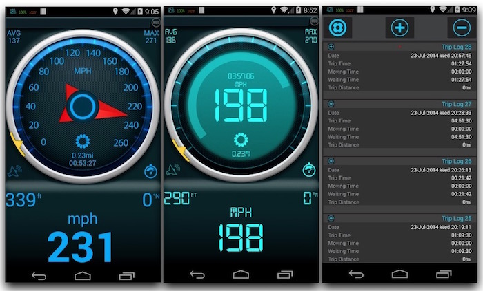 Speedometer Android Free App
