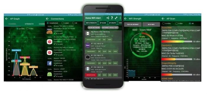wifi-network-analyzer