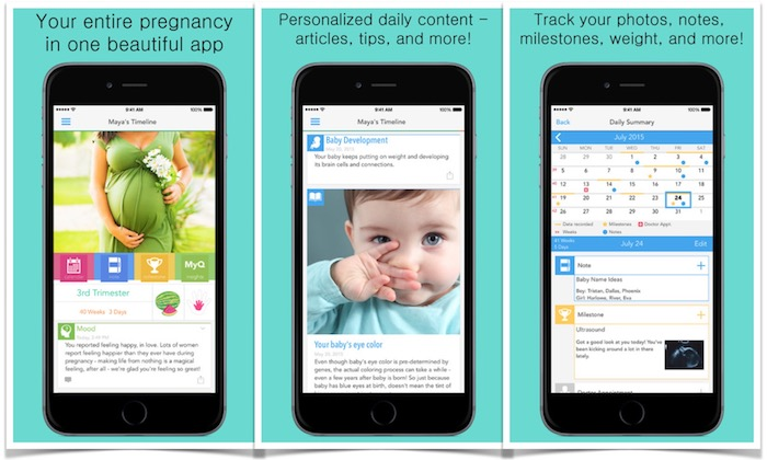 best-pregnancy-apps