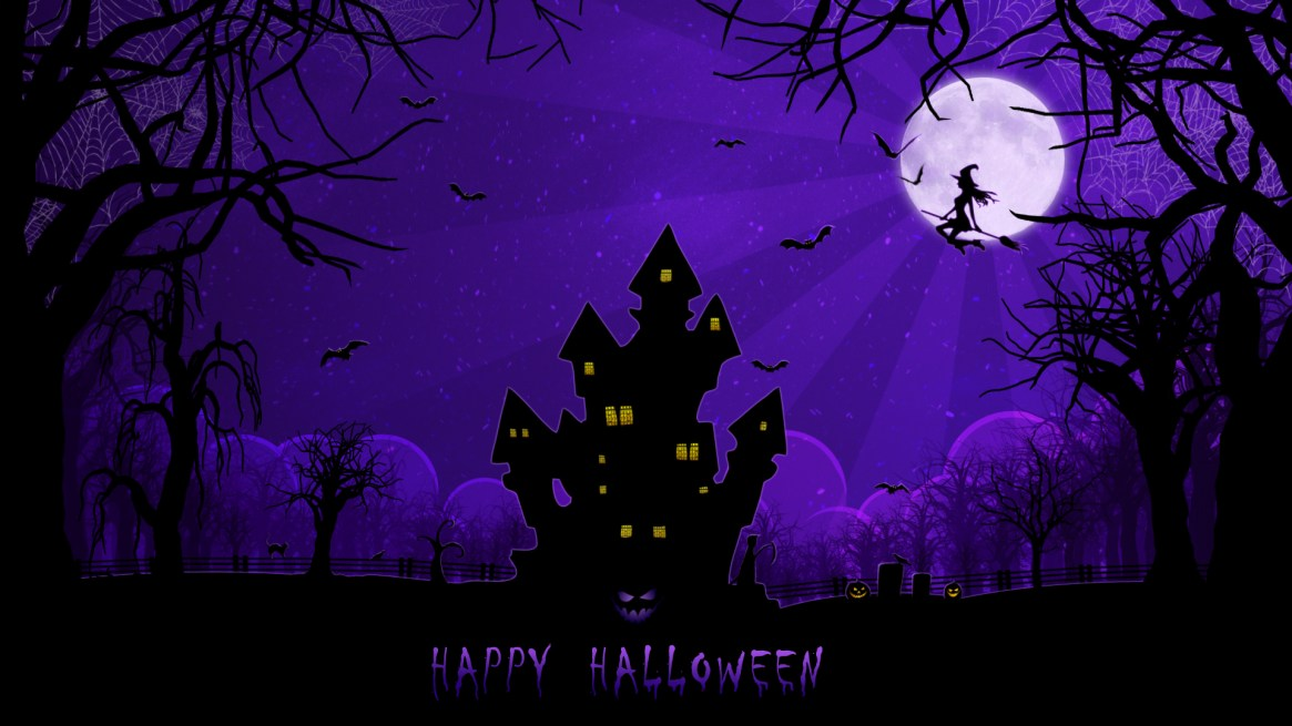 violet-halloween-wallpaper