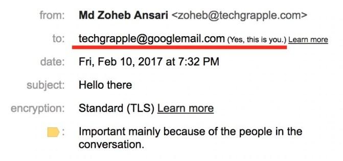GoogleMail Com Email