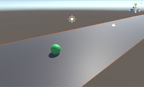 Unity Object Movement