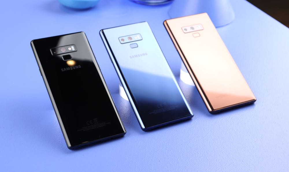 Samsung Announces Record Pre Sales For The Galaxy Note 9
