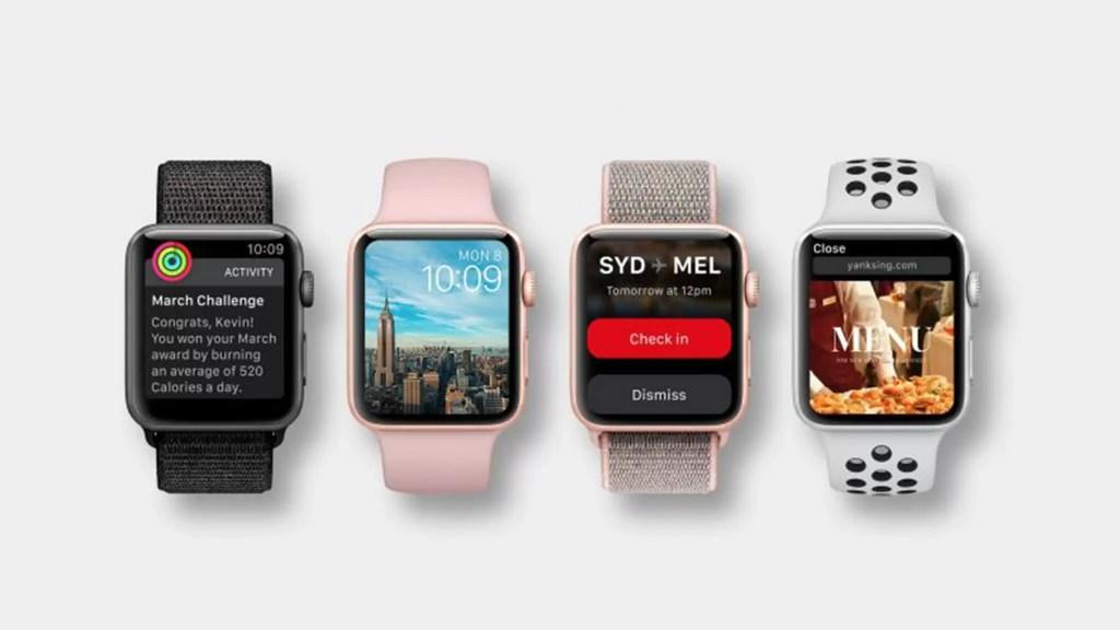 Apple Watch 4 Cel mai bun pentru iOS cu preț mediu