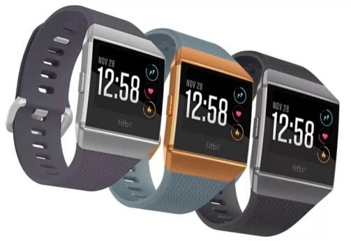 Fitbit Ionic Cel mai bun smartwatch pentru antrenamente