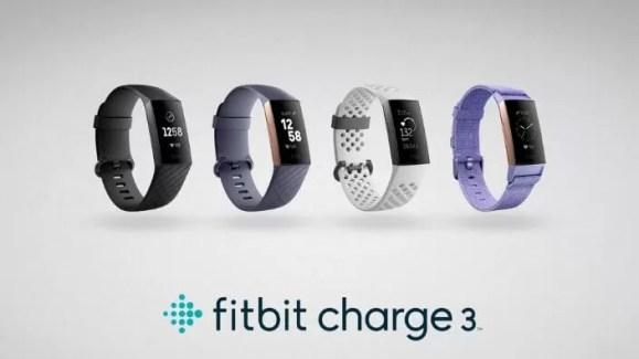 fitbit charge 3 bratara fitness