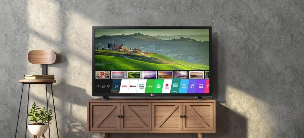 LG 32LM6300PLA Smart Tv bun cu o diagonala mica
