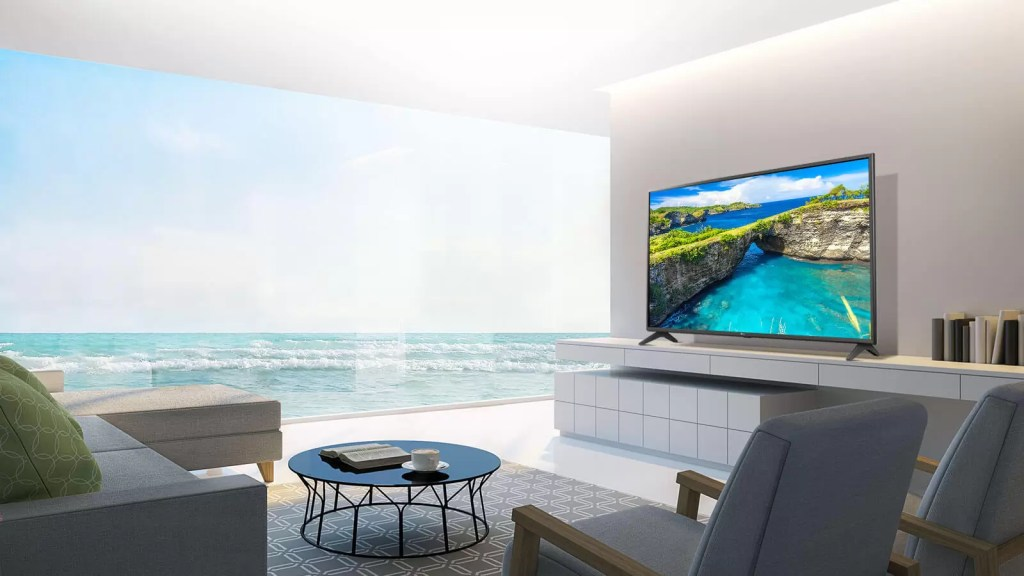 LG 75UK6200PLB smart tv bun diagonala mare