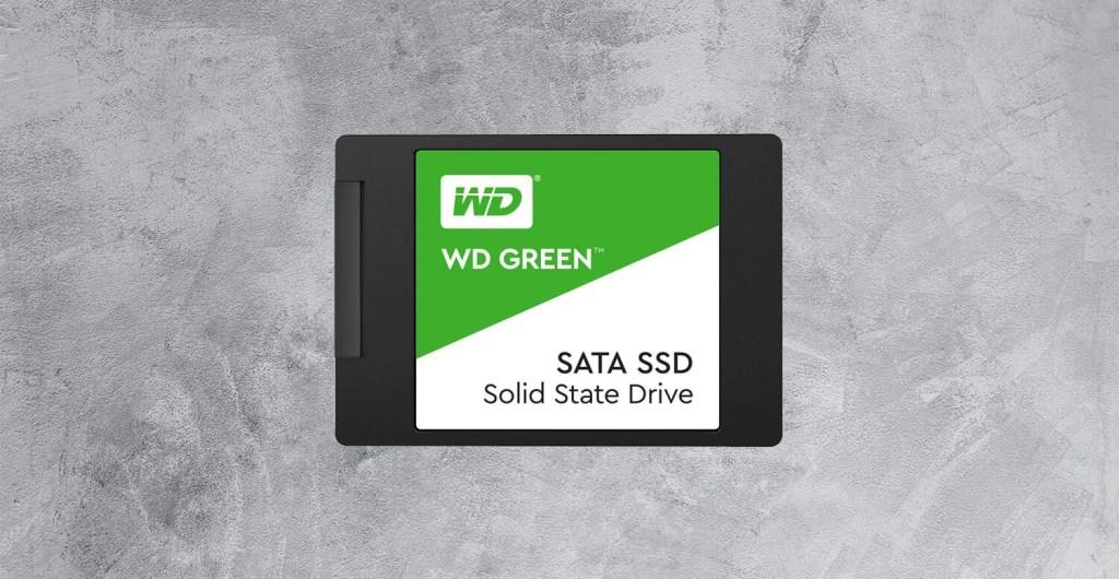 wd green sata 2.5 inch