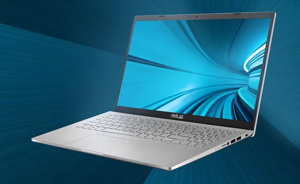Asus M509DA – Cel mai bun laptop ieftin