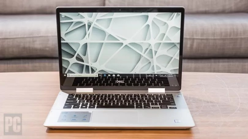Dell Inspirion 5406 laptop  2 in 1